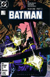 Cover for Batman (DC, 1940 series) #406 [Direct]