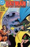 Cover for Batman (DC, 1940 series) #411 [Direct]