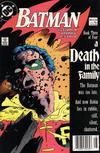 Cover Thumbnail for Batman (1940 series) #428 [Newsstand]