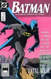 Cover for Batman (DC, 1940 series) #430 [Direct]