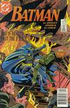 Cover Thumbnail for Batman (1940 series) #432 [Newsstand Variant]