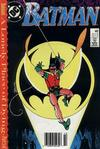 Cover for Batman (DC, 1940 series) #442 [Newsstand]
