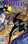 Cover for Batman (DC, 1940 series) #460 [Newsstand]