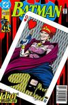 Cover Thumbnail for Batman (1940 series) #472 [Newsstand]