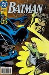 Cover for Batman (DC, 1940 series) #480 [Direct]