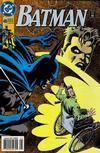 Cover Thumbnail for Batman (1940 series) #480 [Newsstand]