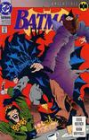 Cover for Batman (DC, 1940 series) #492 [Direct]