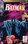 Cover for Batman (DC, 1940 series) #493