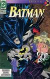 Cover Thumbnail for Batman (1940 series) #496 [Direct]