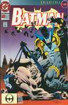 Cover for Batman (DC, 1940 series) #500 [Regular Edition Kelley Jones art]