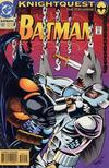 Cover for Batman (DC, 1940 series) #502 [Direct Edition]