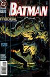 Cover for Batman (DC, 1940 series) #512