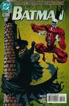 Cover for Batman (DC, 1940 series) #530