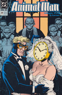 Cover Thumbnail for Animal Man (DC, 1988 series) #30
