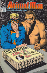 Cover Thumbnail for Animal Man (DC, 1988 series) #32