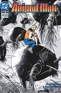 Cover Thumbnail for Animal Man (DC, 1988 series) #49