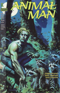 Cover Thumbnail for Animal Man (DC, 1988 series) #64