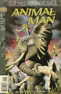 Cover Thumbnail for Animal Man Annual (DC, 1993 series) #1