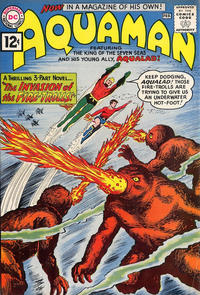 Cover Thumbnail for Aquaman (DC, 1962 series) #1