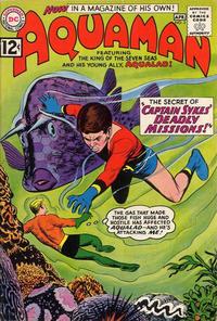 Cover Thumbnail for Aquaman (DC, 1962 series) #2
