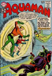 Cover Thumbnail for Aquaman (DC, 1962 series) #4
