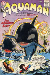 Cover Thumbnail for Aquaman (DC, 1962 series) #5