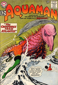 Cover Thumbnail for Aquaman (DC, 1962 series) #7