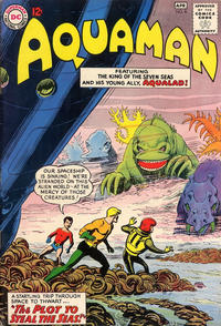Cover Thumbnail for Aquaman (DC, 1962 series) #8