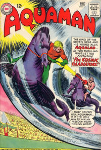 Cover Thumbnail for Aquaman (DC, 1962 series) #12