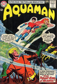 Cover Thumbnail for Aquaman (DC, 1962 series) #14