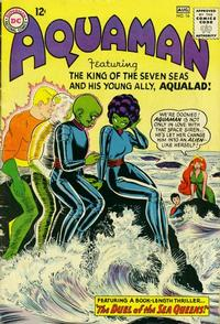 Cover Thumbnail for Aquaman (DC, 1962 series) #16