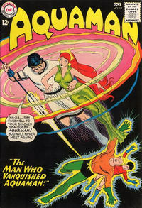 Cover Thumbnail for Aquaman (DC, 1962 series) #17