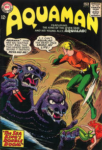 Cover Thumbnail for Aquaman (DC, 1962 series) #20