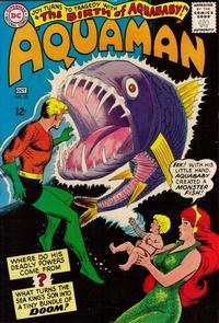 Cover Thumbnail for Aquaman (DC, 1962 series) #23