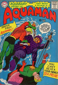 Cover Thumbnail for Aquaman (DC, 1962 series) #25