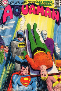 Cover Thumbnail for Aquaman (DC, 1962 series) #30