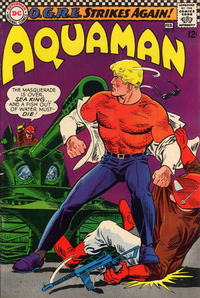 Cover for Aquaman (DC, 1962 series) #31