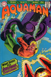 Cover Thumbnail for Aquaman (DC, 1962 series) #36