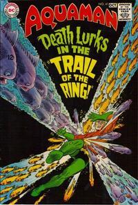 Cover Thumbnail for Aquaman (DC, 1962 series) #41