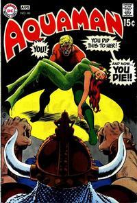 Cover Thumbnail for Aquaman (DC, 1962 series) #46