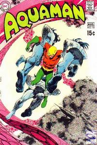 Cover Thumbnail for Aquaman (DC, 1962 series) #52