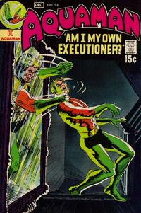 Cover Thumbnail for Aquaman (DC, 1962 series) #54