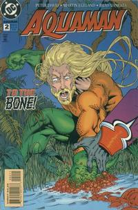 Cover Thumbnail for Aquaman (DC, 1994 series) #2 [Direct Sales]