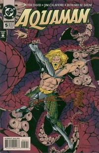 Cover Thumbnail for Aquaman (DC, 1994 series) #5 [Direct Sales]