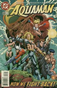 Cover Thumbnail for Aquaman (DC, 1994 series) #23