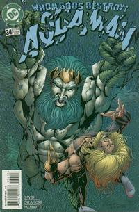 Cover Thumbnail for Aquaman (DC, 1994 series) #34