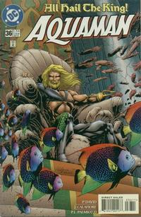 Cover Thumbnail for Aquaman (DC, 1994 series) #36