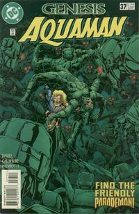 Cover Thumbnail for Aquaman (DC, 1994 series) #37