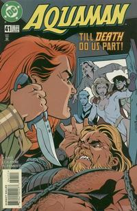 Cover Thumbnail for Aquaman (DC, 1994 series) #41 [Direct Sales]