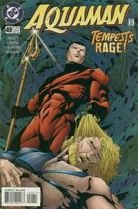 Cover Thumbnail for Aquaman (DC, 1994 series) #49 [Direct Sales]